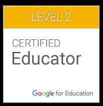Google Certification Educator Level 2